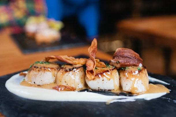 Central Provisions Scallops