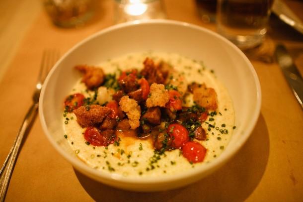 JCT Kitchen Shrimp & Grits