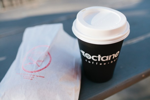 Octane Coffee Atlanta