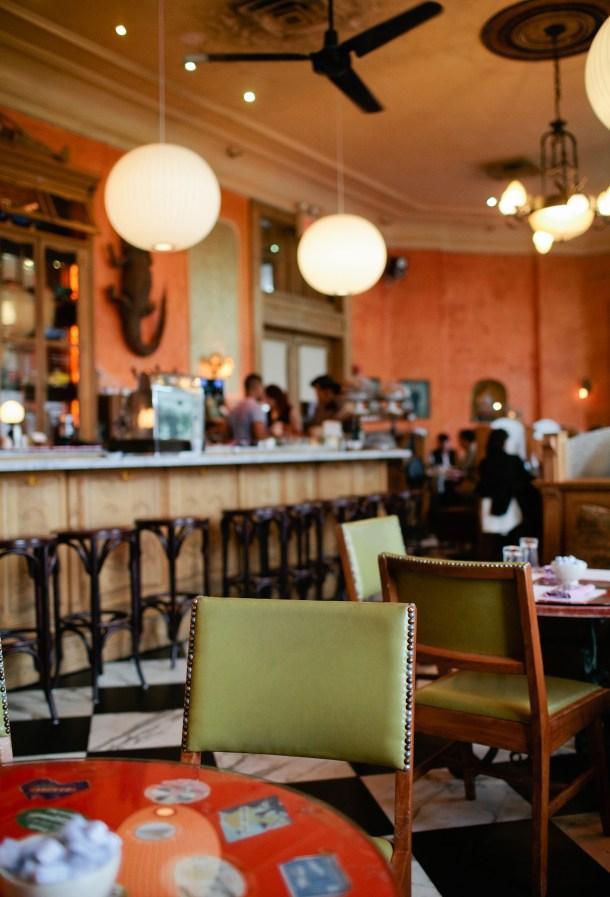 Cafe Gitane West Village