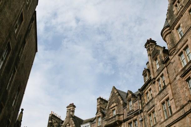 Edinburgh Scotland City Guide
