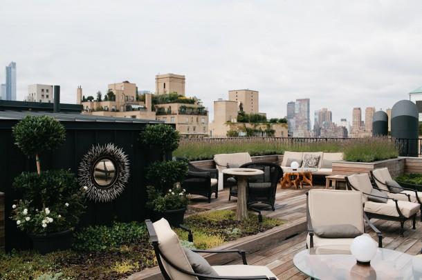 The Surrey Hotel Rooftop