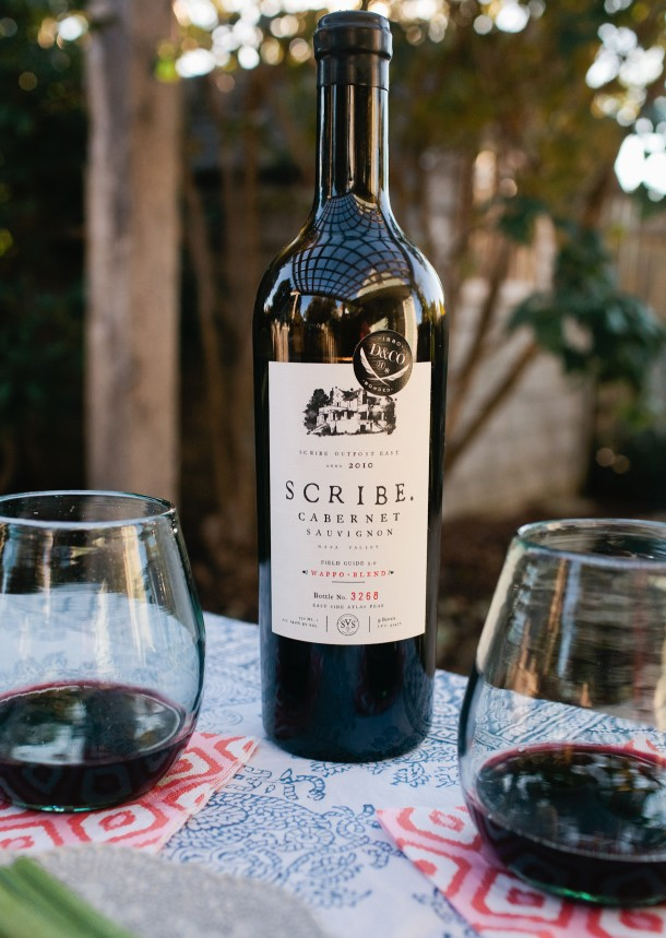 Scribe Wine