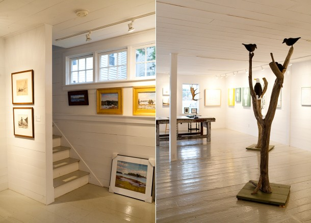 Hopkins Wharf Gallery, North Haven
