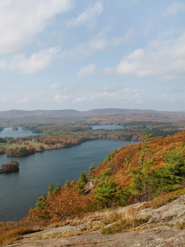Megunticook Lake Maine
