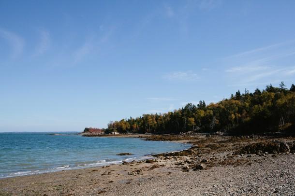 Mullen Head Park North Haven Maine
