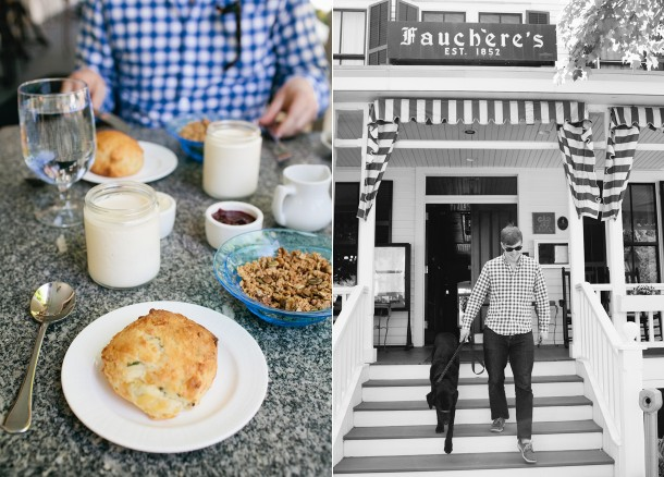Hotel Fauchere Breakfast