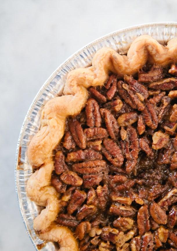 Bourbon Pecan Pie Two Fat Cats Bakery