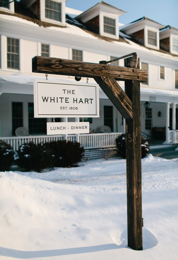 White Hart Inn, Salisbury CT