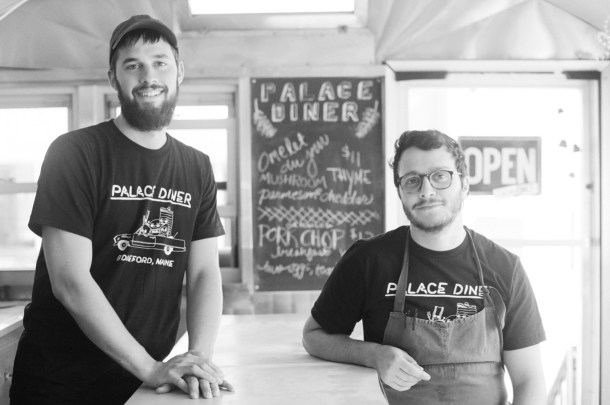 Chad and Greg of Palace Diner