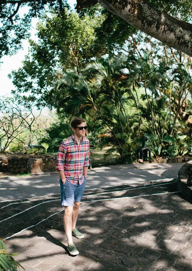 Michael at Montpelier Plantation