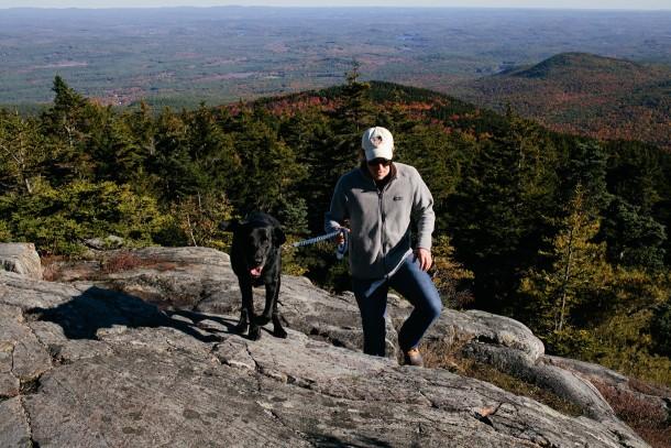Dog Friendly Mt. Kearsarge
