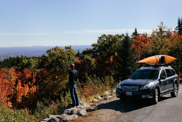 Mt. Kearsarge Auto Road