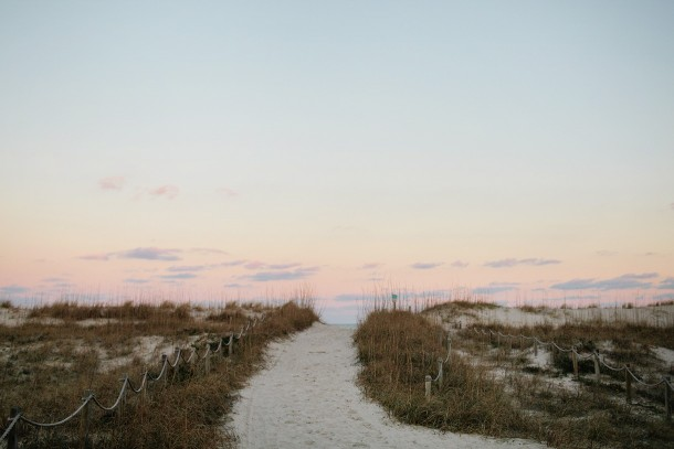 Bald Head Island East Beach