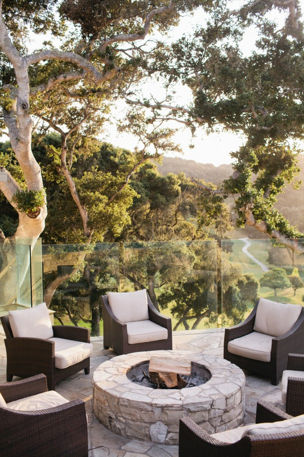 Carmel Valley Ranch Fire Pit