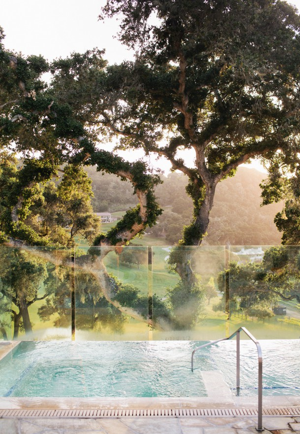 Carmel Valley Ranch Hot Tub