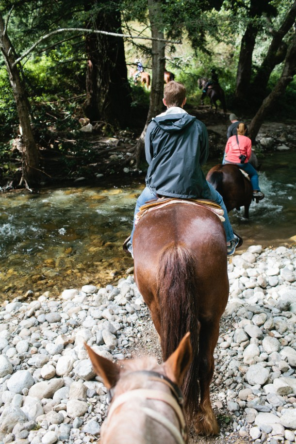 Horseback Riding in Big Sur