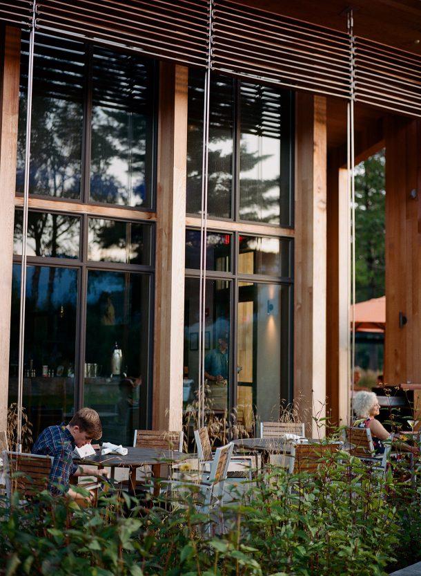 Topnotch Stowe Restaurants