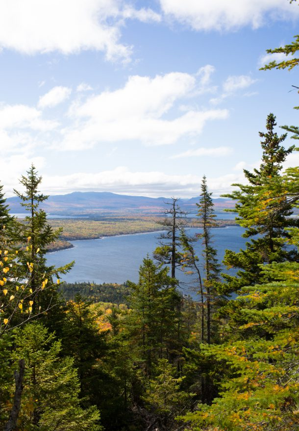 Rangeley Bald Mountain Hike