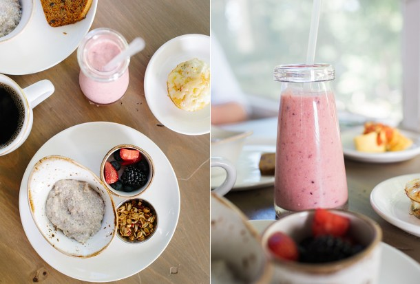 Breakfast at Whitehall Hotel by Map & Menu