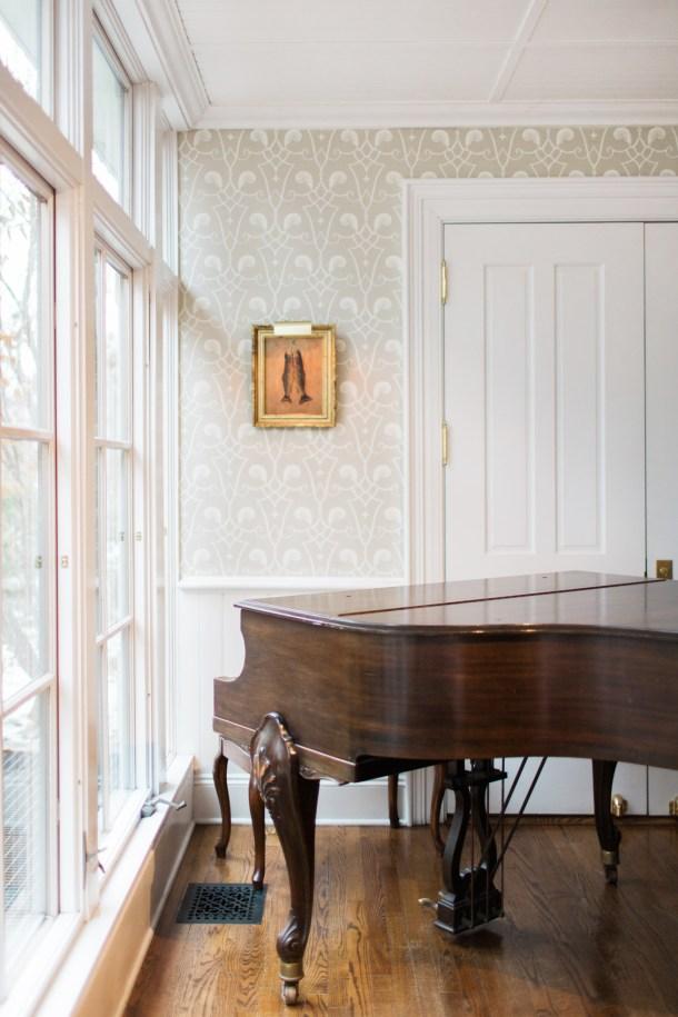 Hotel Fauchere Piano