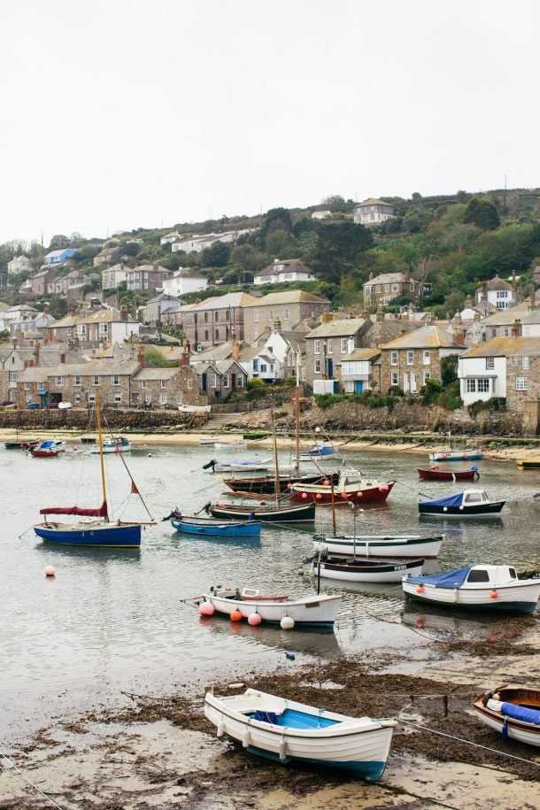 Cornwall Travel Guide by Map & Menu