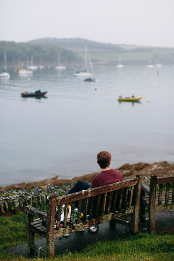 St. Mawes Cornwall Travel Guide by Map & Menu