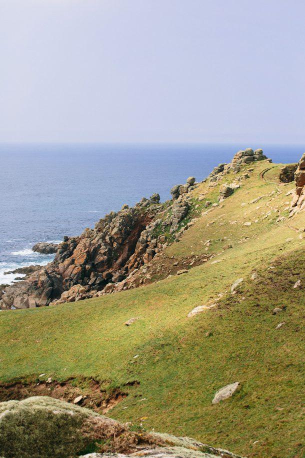 Poldark Cornwall Porthgwarra