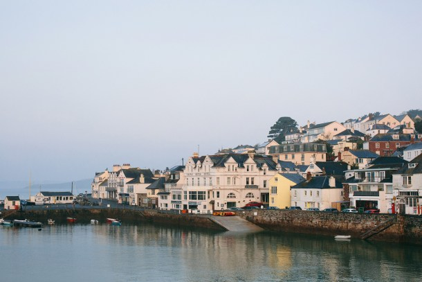 St. Mawes Cornwall UK Travel Guide by Map & Menu