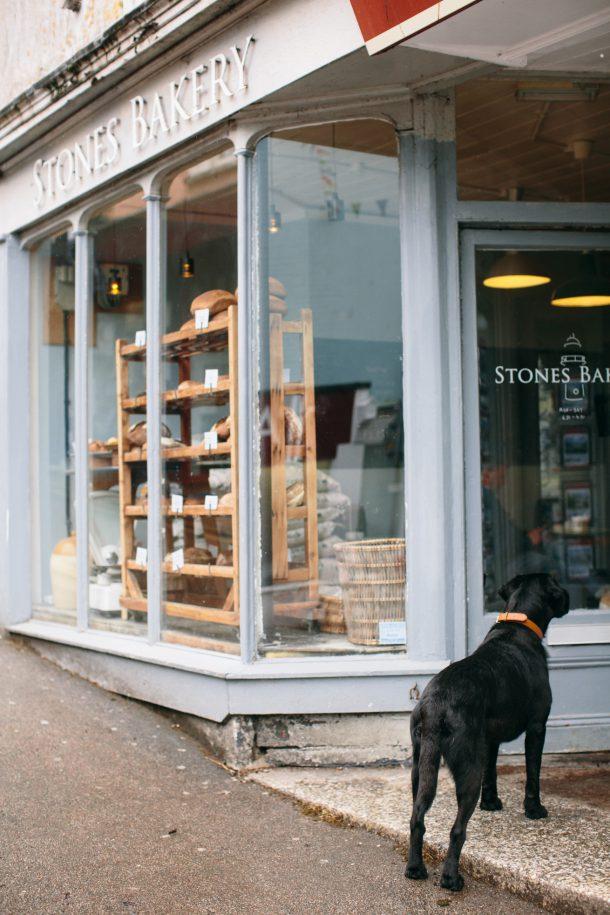 Stones Bakery Falmouth England