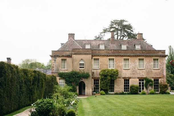 Babington House, Somerset by Map & Menu
