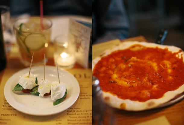 Polpo London Pizza