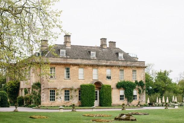 Babington House, Somerset by Map & Menu