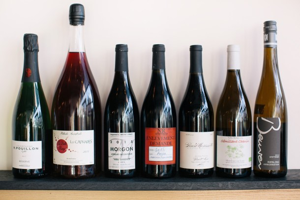 Natural Thanksgiving Wines