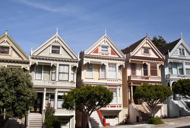 San Francisco Travel Guide on Map & Menu