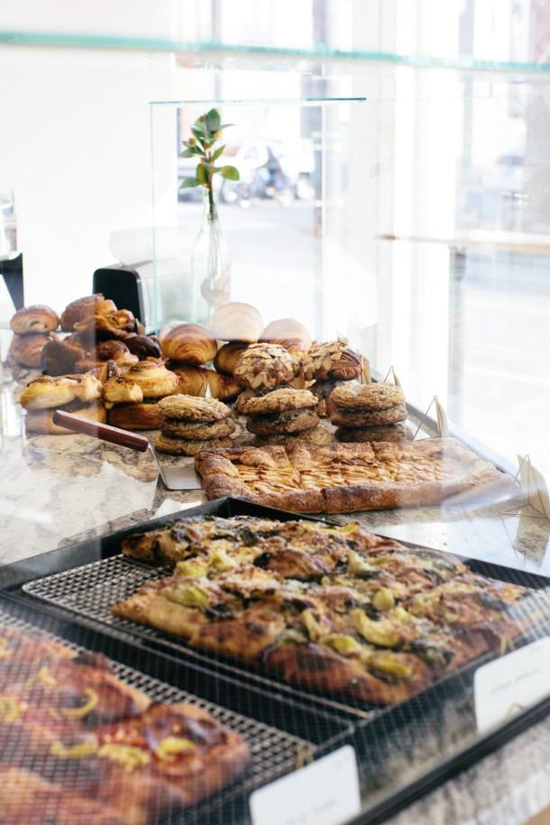 Map & Menu Belleville Bakery Tour - Portland, ME