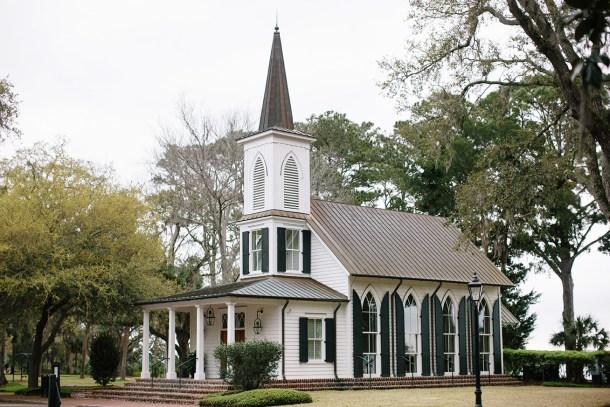 Palmetto Bluff Chapel