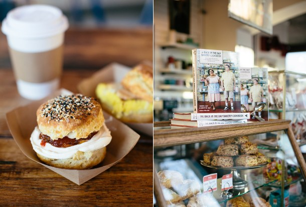 Back in the Day Bakery Savannah Georgia