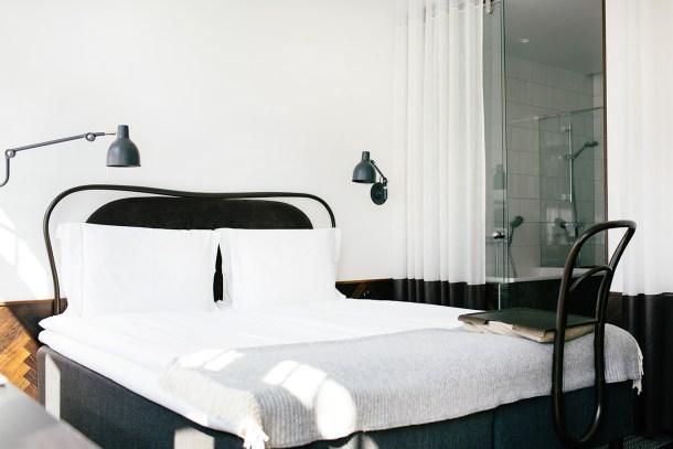 Miss Clara Hotel by Map & Menu
