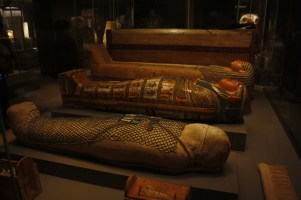 Sarcophaguses from Ancient Egypt