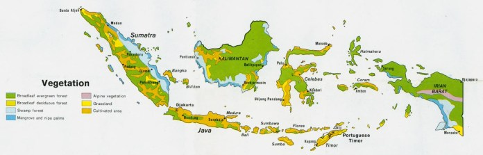 Geography And Environment Indonesian Culture Uncovered