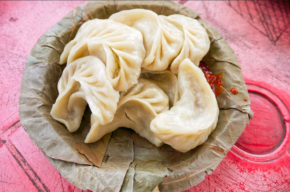 Food in Gangtok - Momos