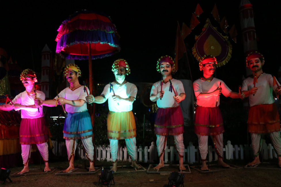 Shigmotsav in India