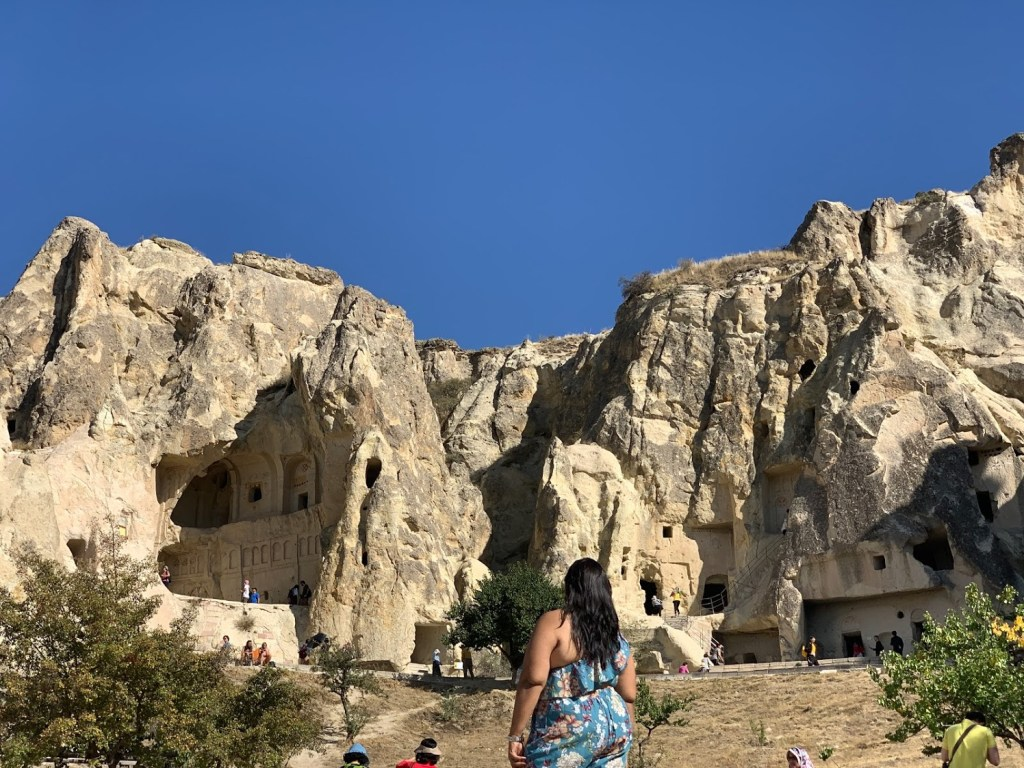 Goreme Open air musuem