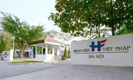 Bệnh viện Việt - Pháp - Hà Nội