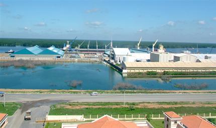 Cảng Cái Mép - Bà Rịa Vũng Tàu
