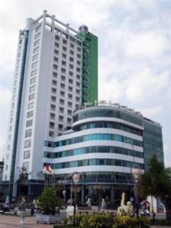 Khách sạn Green Plaza - Đà Nẵng