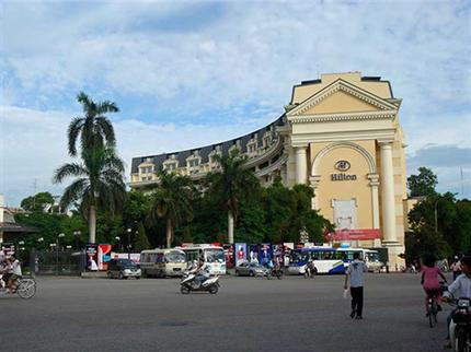 Khách sạn Hilton Opera Hà Nội - Hà Nội
