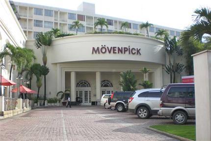 Khách sạn Movenpick - TP.Hồ Chí Minh