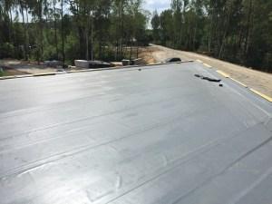 Màng chống thấm lợp mái tổng hợp PVC-P